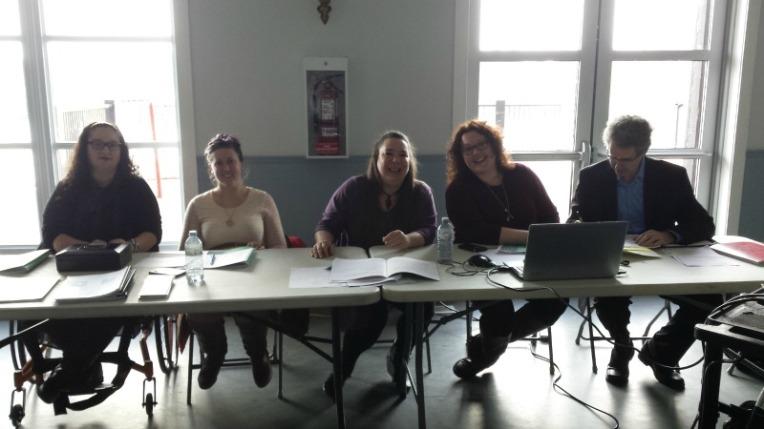 Animateurs Assemblée générale annuelle 2016 Cyber-Cible