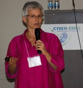 Lise Roche, conférencière Altergo