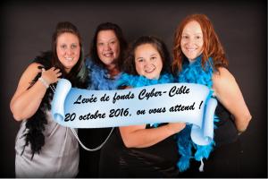 Levée de fonds 2016 - Cyber-Cible