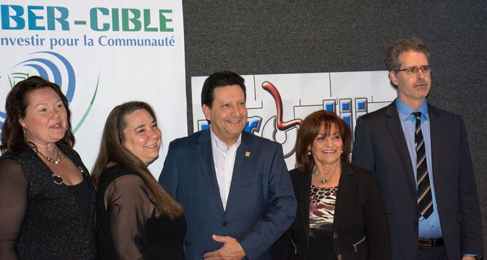 Levée de fonds 2015_maire de Rawdon Bruno Guilbault